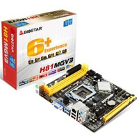 Mainboard Biostar H81MGV3 Ver. 7.x