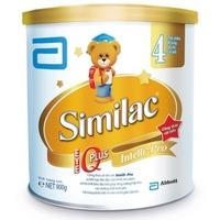 Sữa Similac IQ số 4 900g 2-6 TUOI