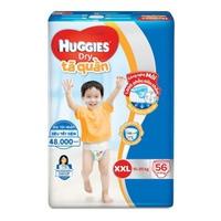 Tã quần Huggies Dry Pants XXL56 (15-25kg)