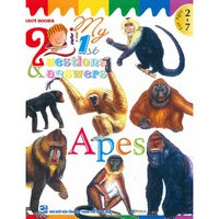 My First Questions & Answers - Apes