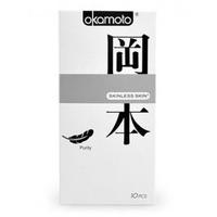 Bao Cao Su Siêu Mỏng Okamoto Skinless Skin Purity