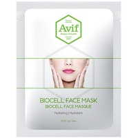 Mặt Nạ Dưỡng Ẩm Da Chuyên Sâu Avif Biocell Hydrating Face Mask 23g