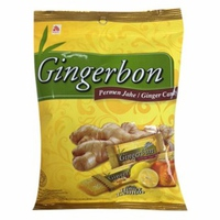 Kẹo Gừng Chanh Mật Ong Gingerbon
