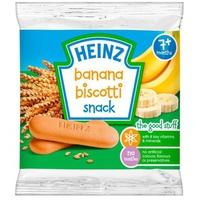 Bánh Qui Heinz Biscotti Vị Chuối 60Gr