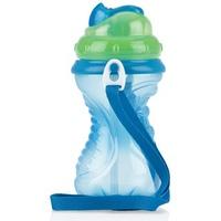 Bình uống nước kèm dây đeo Nuby 420ml
