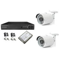 Bộ Camera Elitek ECC-5017 và Đầu Ghi Elitek
