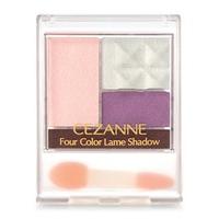 Phấn mắt Cezanne Four Color Lame Shadow