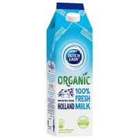 Sữa Tiệt Trùng Dutch lady Organic 1L