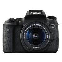 Máy ảnh Canon 760D EOS Lens kit 18-135mm
