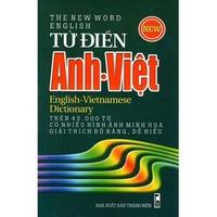 Từ Điển Anh - Việt (45.000 Từ)