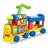 Xe tập đi tàu hỏa 2 in 1 Winfun 0803-86