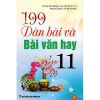 199 Dàn Bài Và Bài Văn Hay (Cấp 3)