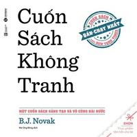 Thực Phẩm Tâm Hồn Cho Bé - Cuốn Sách Không Tranh