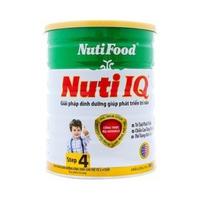 Sữa Nutifood Nuti IQ số 4 900g 2-6 tuổi