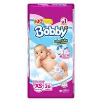 Tã Dán Bobby XS36 (dưới 5kg)