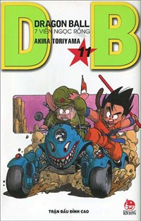 Dragon Ball - Tập 11
