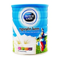 Sữa bột Dutch Lady 900g nguyên kem