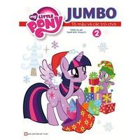 My Little Pony - Jumbo Tô Màu Và Các Trò Chơi (Tập 1-3)