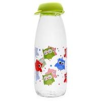 Chai sữa thuỷ tinh Herevin 111730 500ml