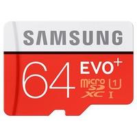 Thẻ nhớ MicroSDXC SAMSUNG 64GB EVO Plus