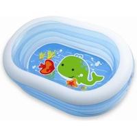 Bể bơi phao Intex hình Oval