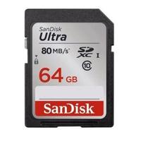 Thẻ nhớ SDHC SanDisk Ultra 64GB 266x 40MB/s