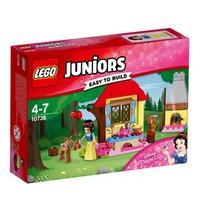 Mô hình LEGO Juniors 10738 - Ngôi Nhà Trong Rừng Của Bạch Tuyết