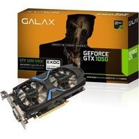 VGA Galax GTX 1050 EXOC 2GB DDR5