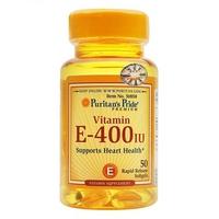 Thực Phẩm Chức Năng Puritan's Pride Vitamin E-400 IU