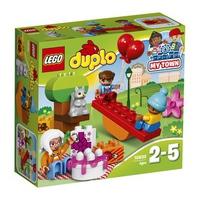 Đồ chơi Lego Duplo 10832 - Bữa tiệc sinh nhật ngoài trời