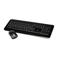 Bộ bàn phím chuột Microsoft Wireless Desktop 800