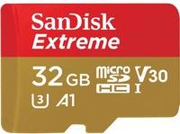 Thẻ nhớ 32GB Micro-SDHC SanDisk Extreme