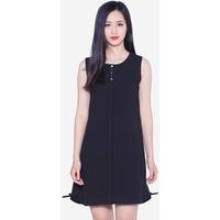Đầm Suông Không Tay The One Fashion DDC1683