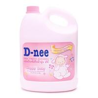 Nước xả mềm vải D-nee Happy Baby 3000ml (Hồng)