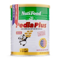 SỮA NUTIFOOD PEDIA PLUS 400G 1-10 TRẺ BIẾNG ĂN