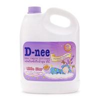 Nước xả mềm quần áo D-nee Little Star 3000ml (tím)