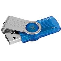 USB 2.0 Kingston DataTreveler 4GB (DT101G2)