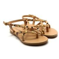 Giày Sandals Kẹp Đinh Tán Cindydrella C41