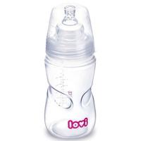 Bình sữa Lovi 330ml cổ rộng 21/560