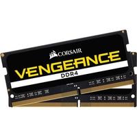 RAM Laptop Corsair 8GB (2x4GB) DDR4 Bus 2400 Vengeance (CMSX8GX4M2A2400C16)