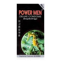Bao cao su cá ngựa Power Men Longshock Type