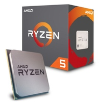 CPU AMD Ryzen 5 2600X 3.6GHz