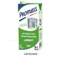 Sữa tươi tách béo Promess