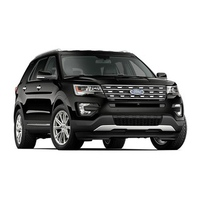 Xe Ford Explorer U502 2.3L AT 2017