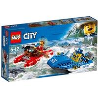 Mô hình Lego City 60176 – Thuyền hơi tẩu thoát