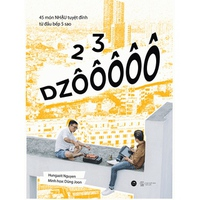 2 3 Dzôôôôô - 45 Món NHẬU Tuyệt Đỉnh Từ Đầu Bếp 5 Sao