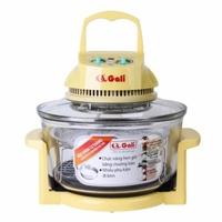Lò nướng thủy tinh Gali GL-1102 17L