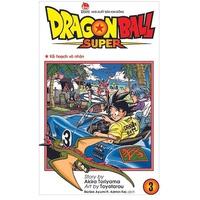 Dragon Ball Super (Tập 1-6)