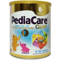 Sữa Pedia Care Gold 1 (900g) 6-9 tháng