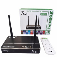 Android TV Box Telebox X2